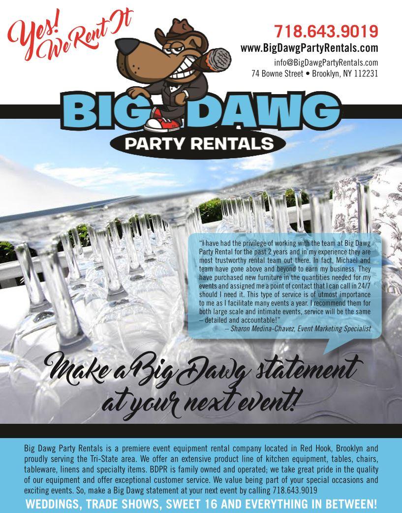 Big Dawg Party Rentals - Event Rentals