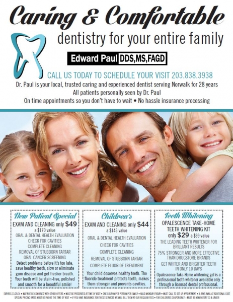 Dr. Paul, DDS - Dentist