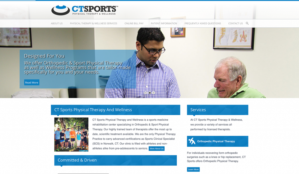 ct-sports-website